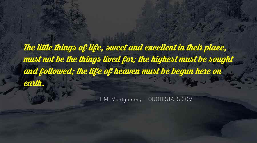 Life Has Begun Quotes #488368