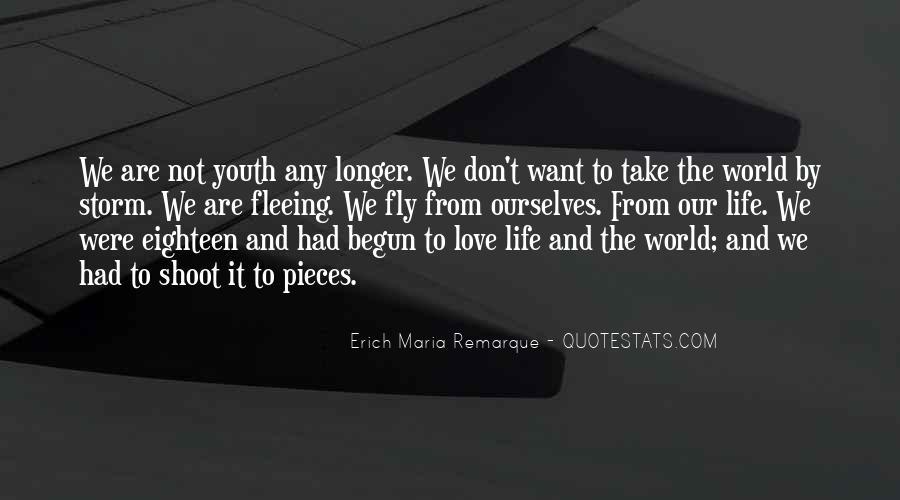 Life Has Begun Quotes #556825