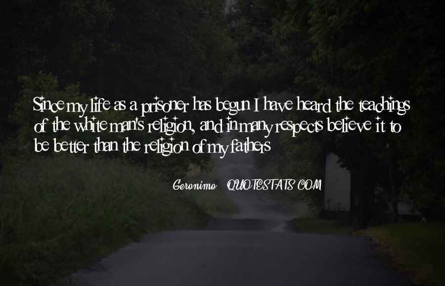 Life Has Begun Quotes #560193