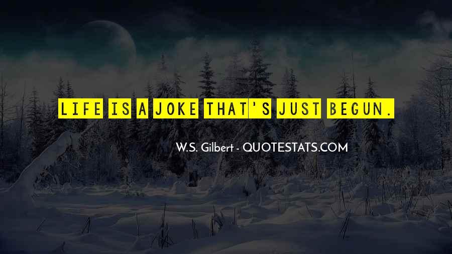 Life Has Begun Quotes #571236
