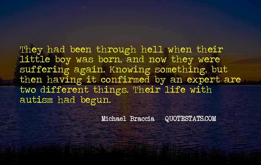Life Has Begun Quotes #713368