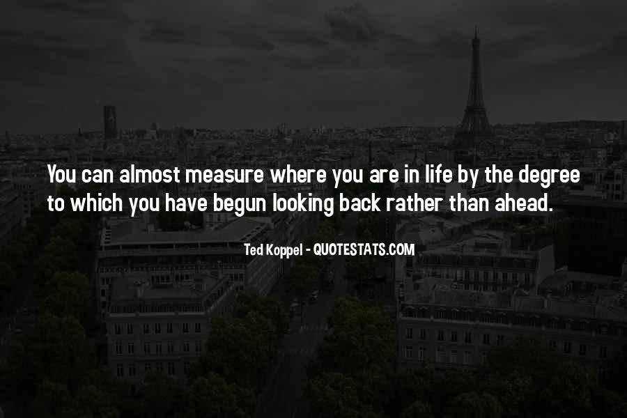 Life Has Begun Quotes #731641