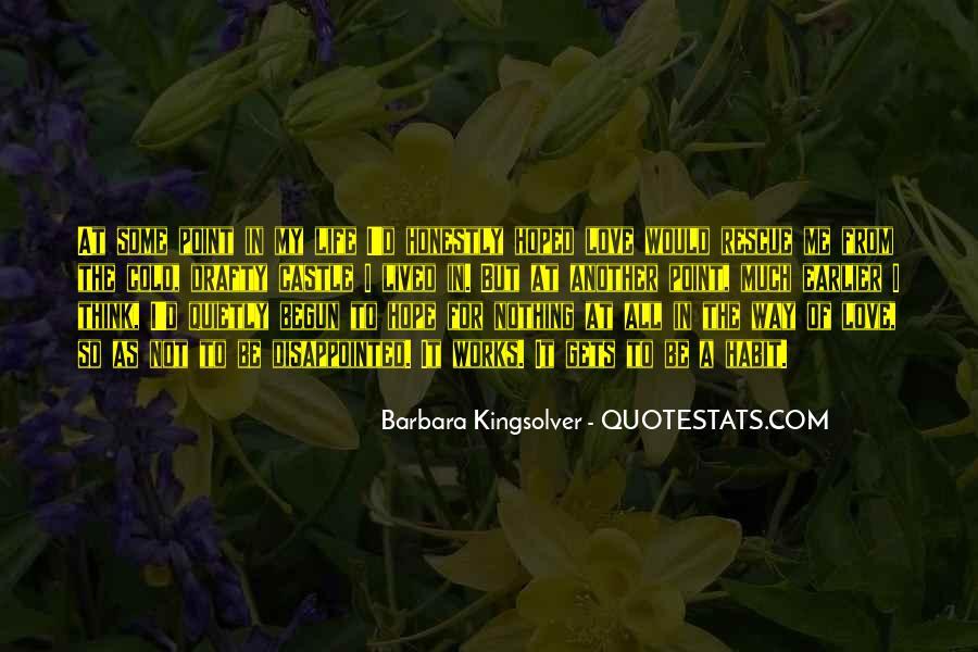 Life Has Begun Quotes #942686
