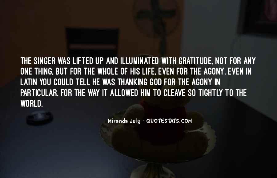 Life Illuminated Quotes #1619741