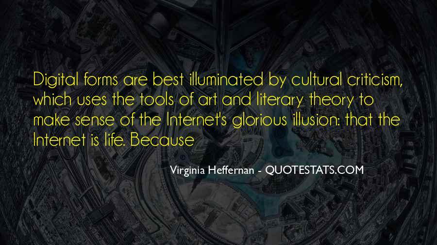 Life Illuminated Quotes #316326