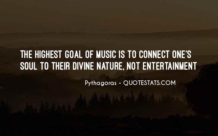 Quotes About Divine Music #1184240