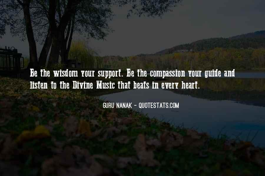Quotes About Divine Music #238398