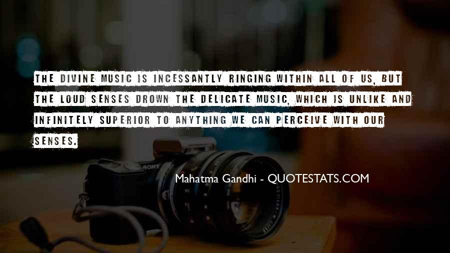 Quotes About Divine Music #335834