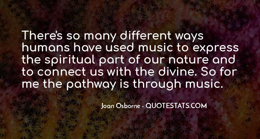 Quotes About Divine Music #523380