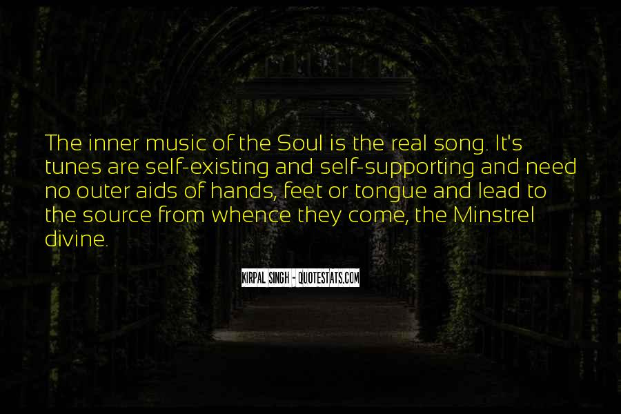 Quotes About Divine Music #626917