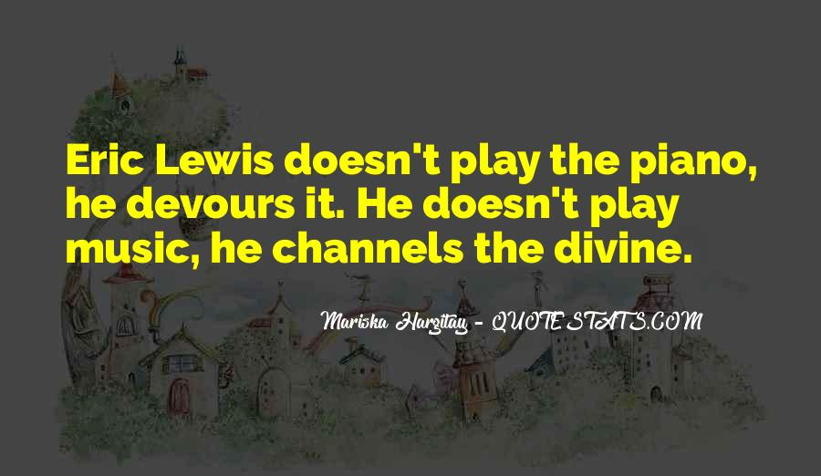 Quotes About Divine Music #718211