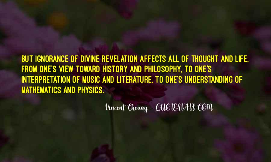 Quotes About Divine Music #866381