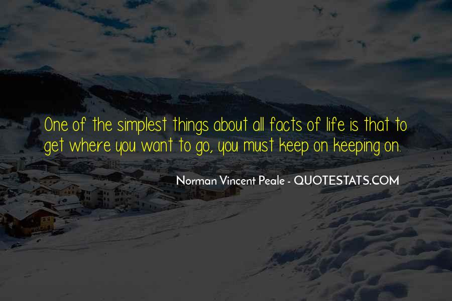Life Is All About Quotes #52027