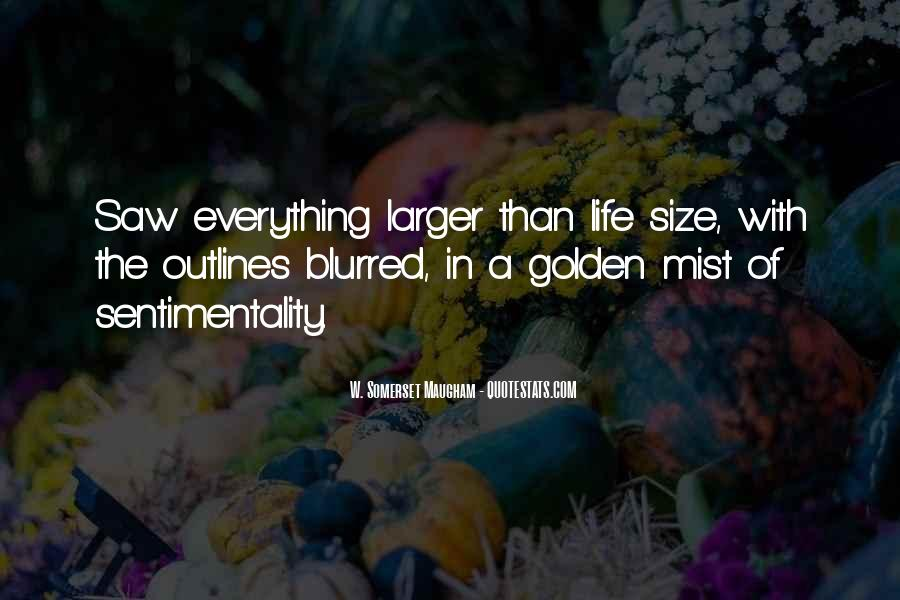 Life Is Blurred Quotes #1727433