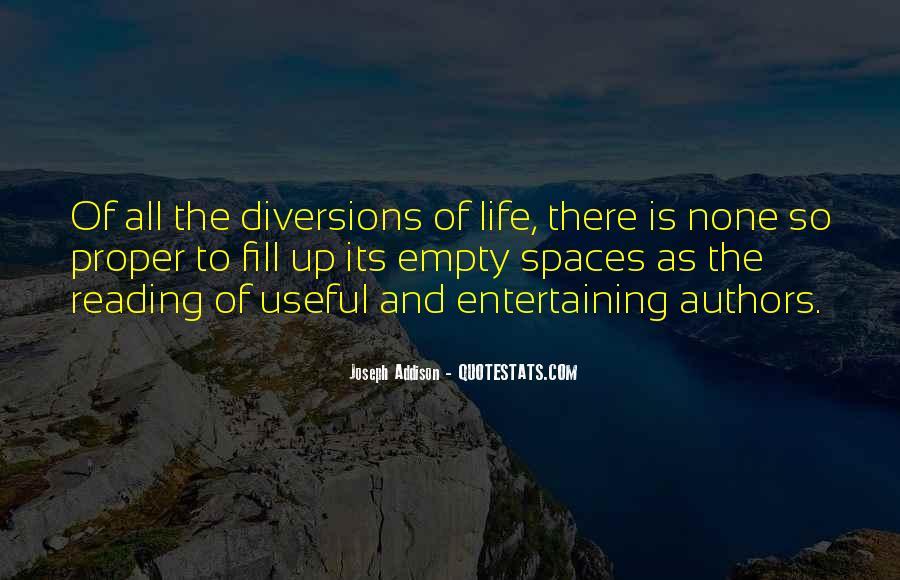 Life Is Empty Quotes #229386