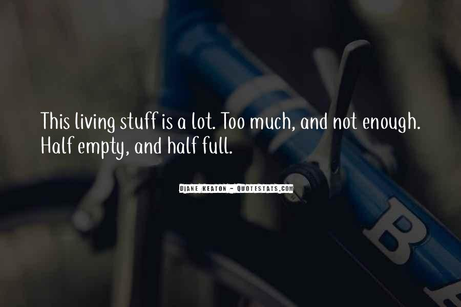Life Is Empty Quotes #280721