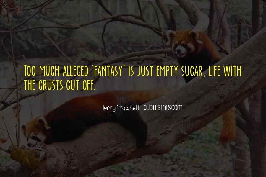 Life Is Empty Quotes #33922