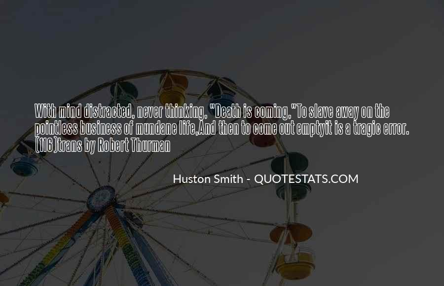 Life Is Empty Quotes #39627