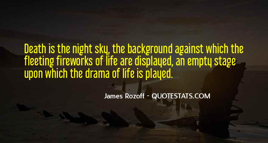 Life Is Empty Quotes #396878