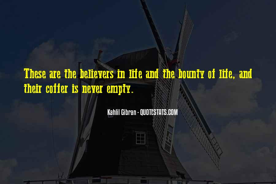 Life Is Empty Quotes #420116