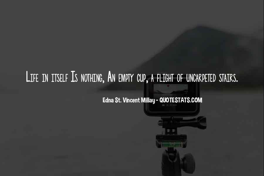 Life Is Empty Quotes #526421