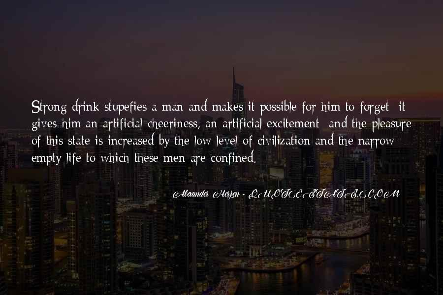 Life Is Empty Quotes #576513