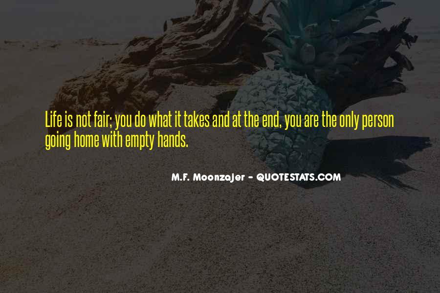 Life Is Empty Quotes #627576