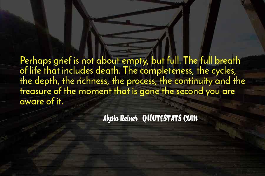 Life Is Empty Quotes #630932