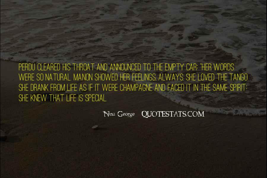 Life Is Empty Quotes #670076