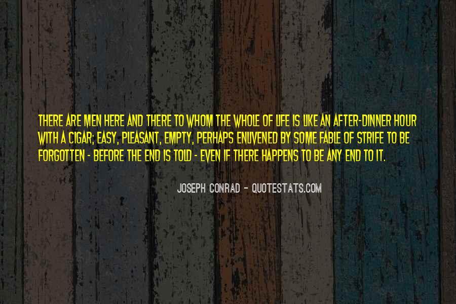 Life Is Empty Quotes #70088