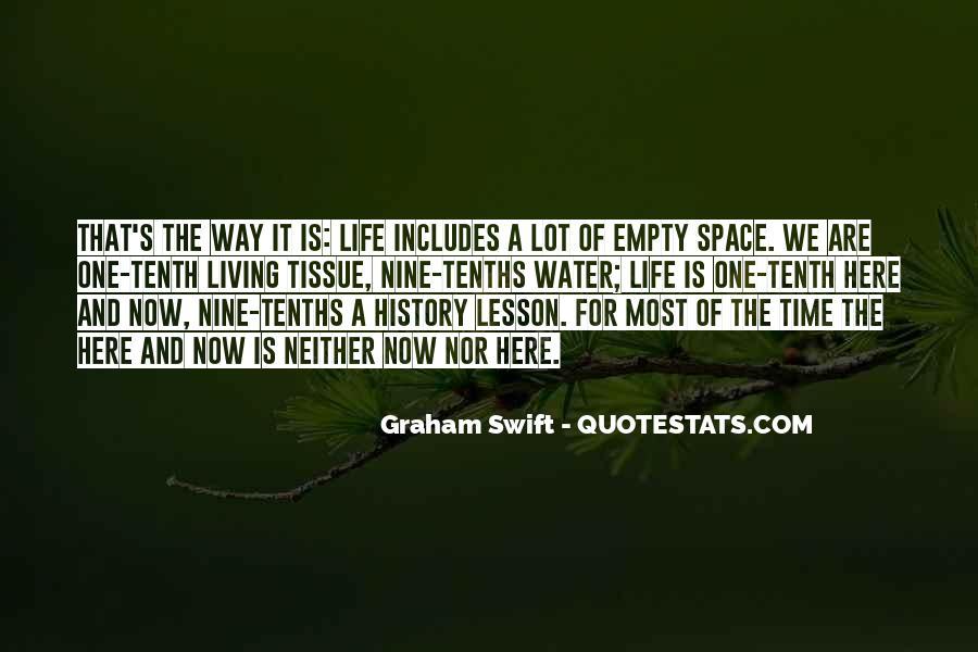 Life Is Empty Quotes #747601