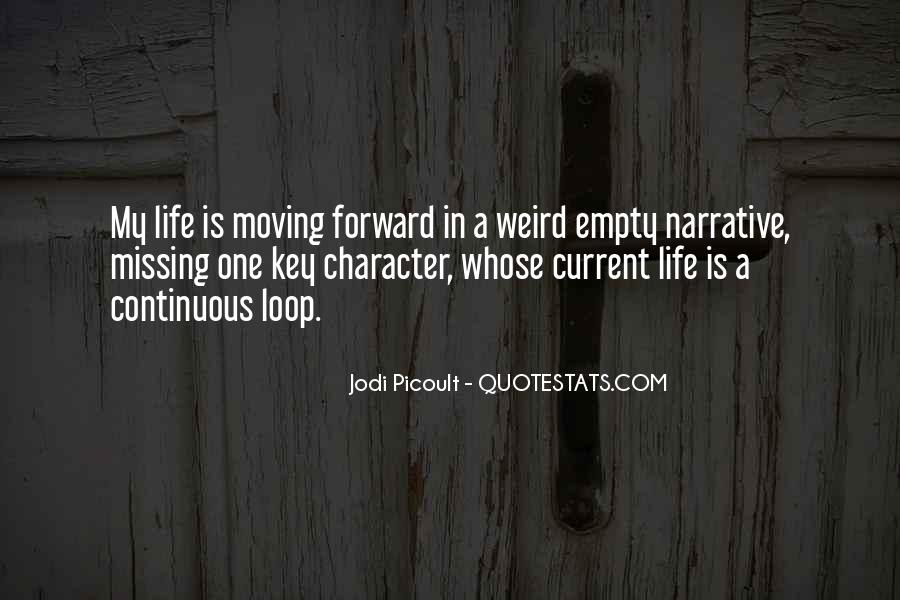 Life Is Empty Quotes #842569