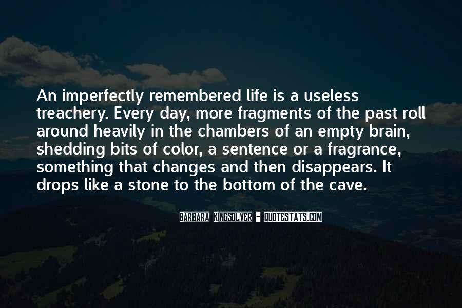 Life Is Empty Quotes #857719