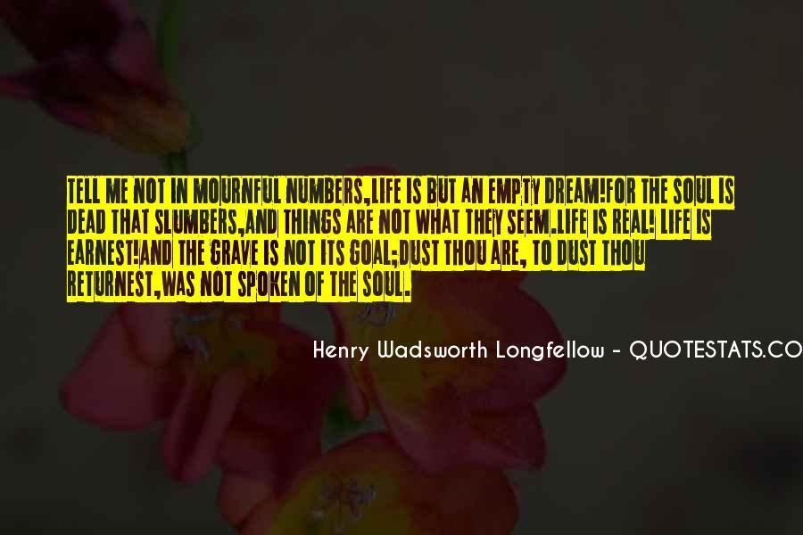 Life Is Empty Quotes #880908