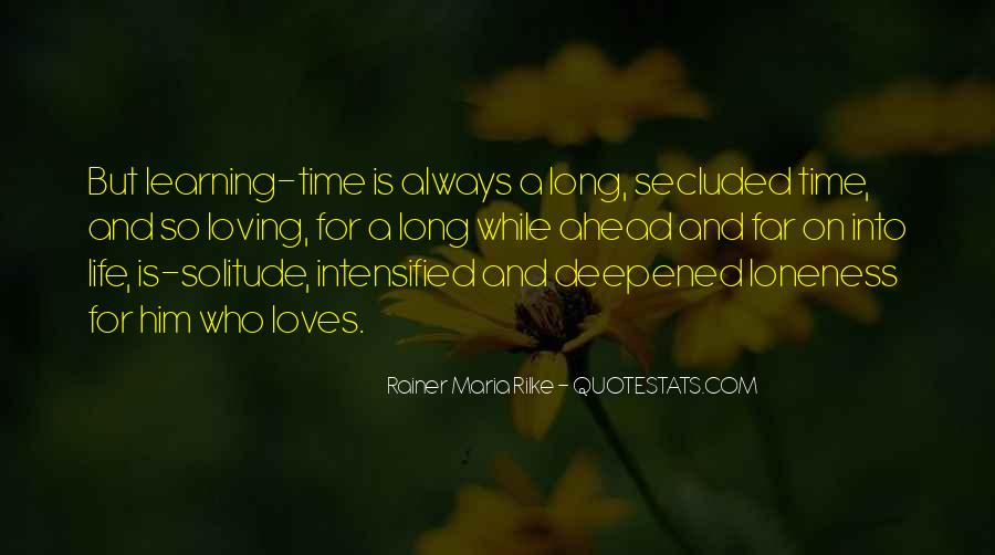 Life Is For Loving Quotes #364727