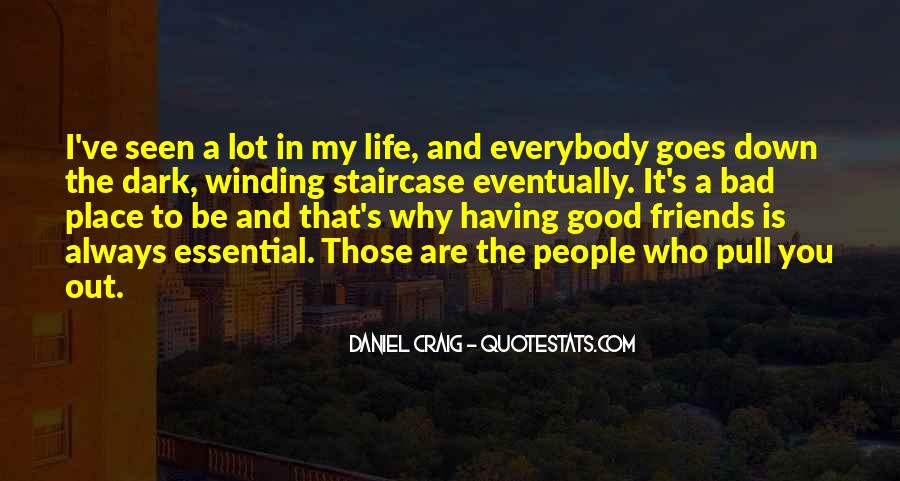 Life Is Good Even When It's Bad Quotes #50581
