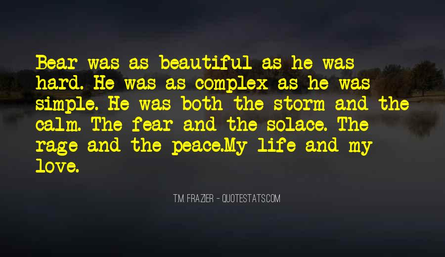 Life Is Hard But Beautiful Quotes #1683417