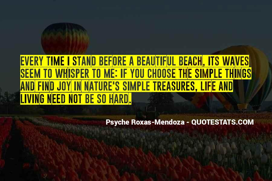 Life Is Hard But Beautiful Quotes #1721613