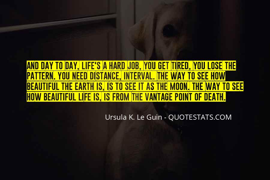 Life Is Hard But Beautiful Quotes #526303