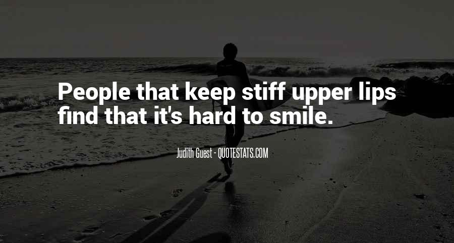 Life Is Hard But Smile Quotes #243210
