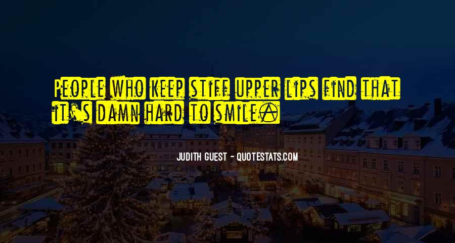 Life Is Hard But Smile Quotes #63655