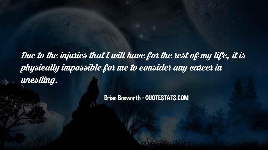 Life Is Impossible Without You Quotes #11914