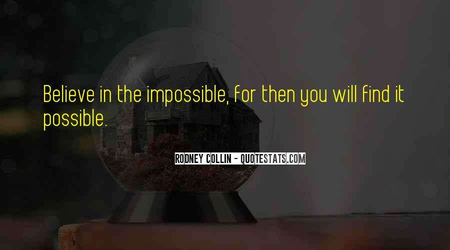 Life Is Impossible Without You Quotes #270471