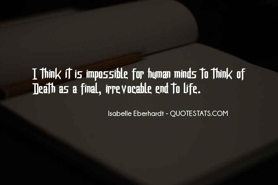 Life Is Impossible Without You Quotes #37884
