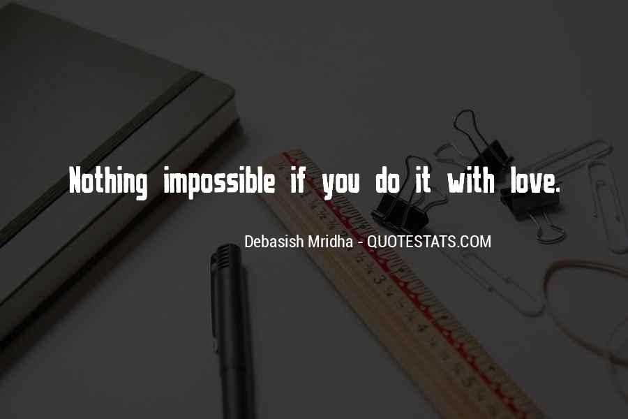 Life Is Impossible Without You Quotes #45626