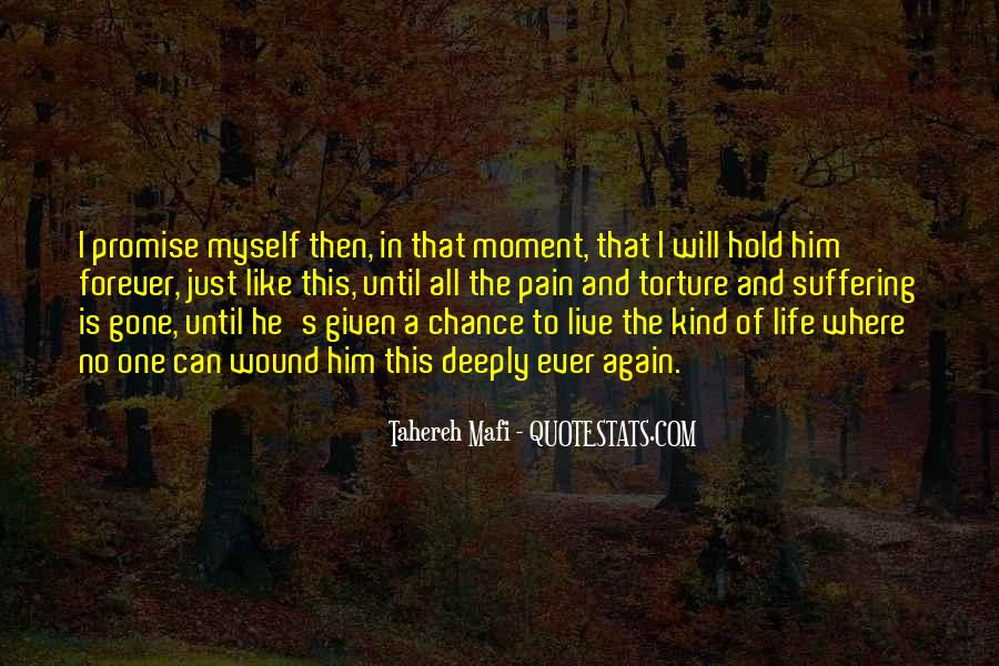 Life Is Just A Moment Quotes #1086577