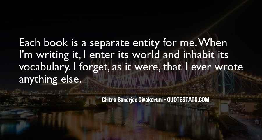 Quotes About Divakaruni #126256