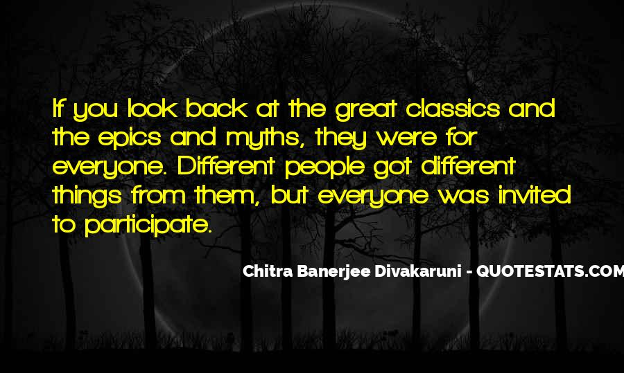 Quotes About Divakaruni #21957