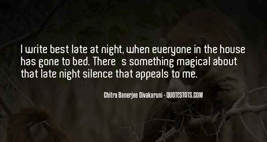 Quotes About Divakaruni #462838