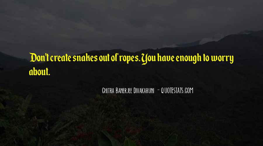 Quotes About Divakaruni #624563